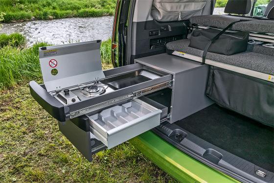 VW Caddy California Maxi 4Motion