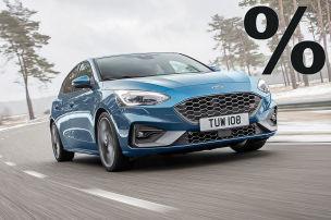 Ford Focus ST (2021): Rabatt