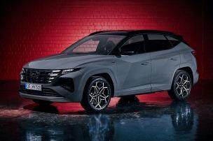 Hyundai Tucson N-Line ab 176 Euro leasen