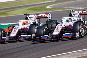 Haas-Fahrer 2022: Verk�ndung in Russland