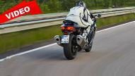 300 km/h mit der Suzuki Hayabusa?