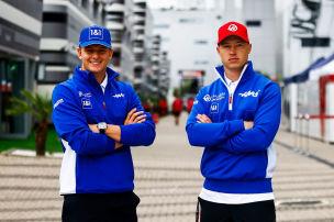 Schumacher und Mazepin bleiben Teamkollegen