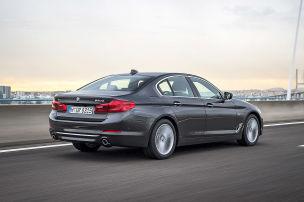 BMW 530d (2021): Leasing