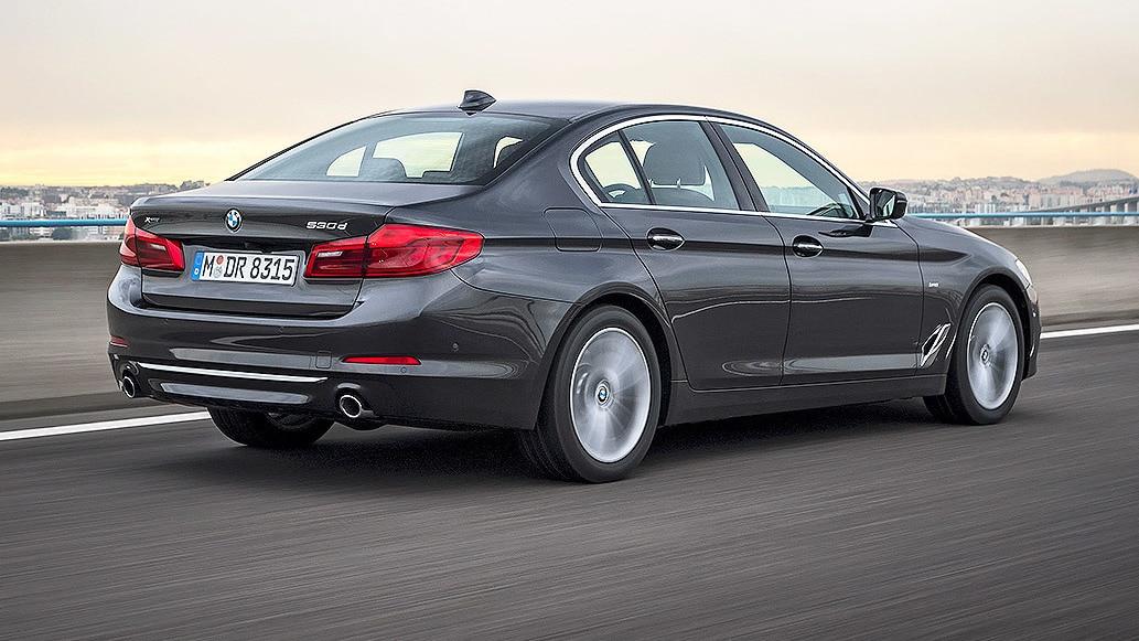 BMW 530d im Leasing zum günstigen Preis