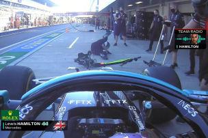 Formel 1: Training Russland GP