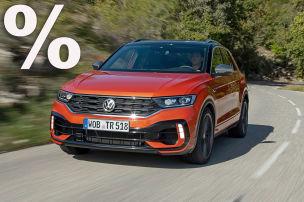 VW T-Roc R (2021): Preis