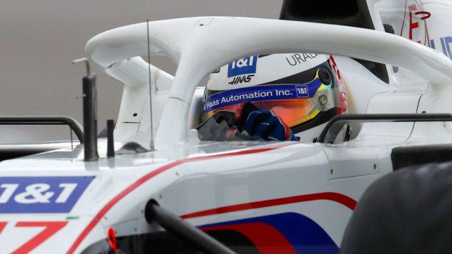 Formel 1: Mick Schumacher, Haas