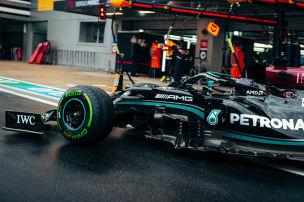 Mercedes mit Fehlern: Elfmeter verschossen