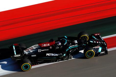 Formel 1 Russland GP: Drama um McLaren, Hamilton siegt - autobild.de