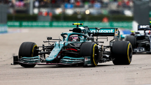 Formel 1: Aston Martin