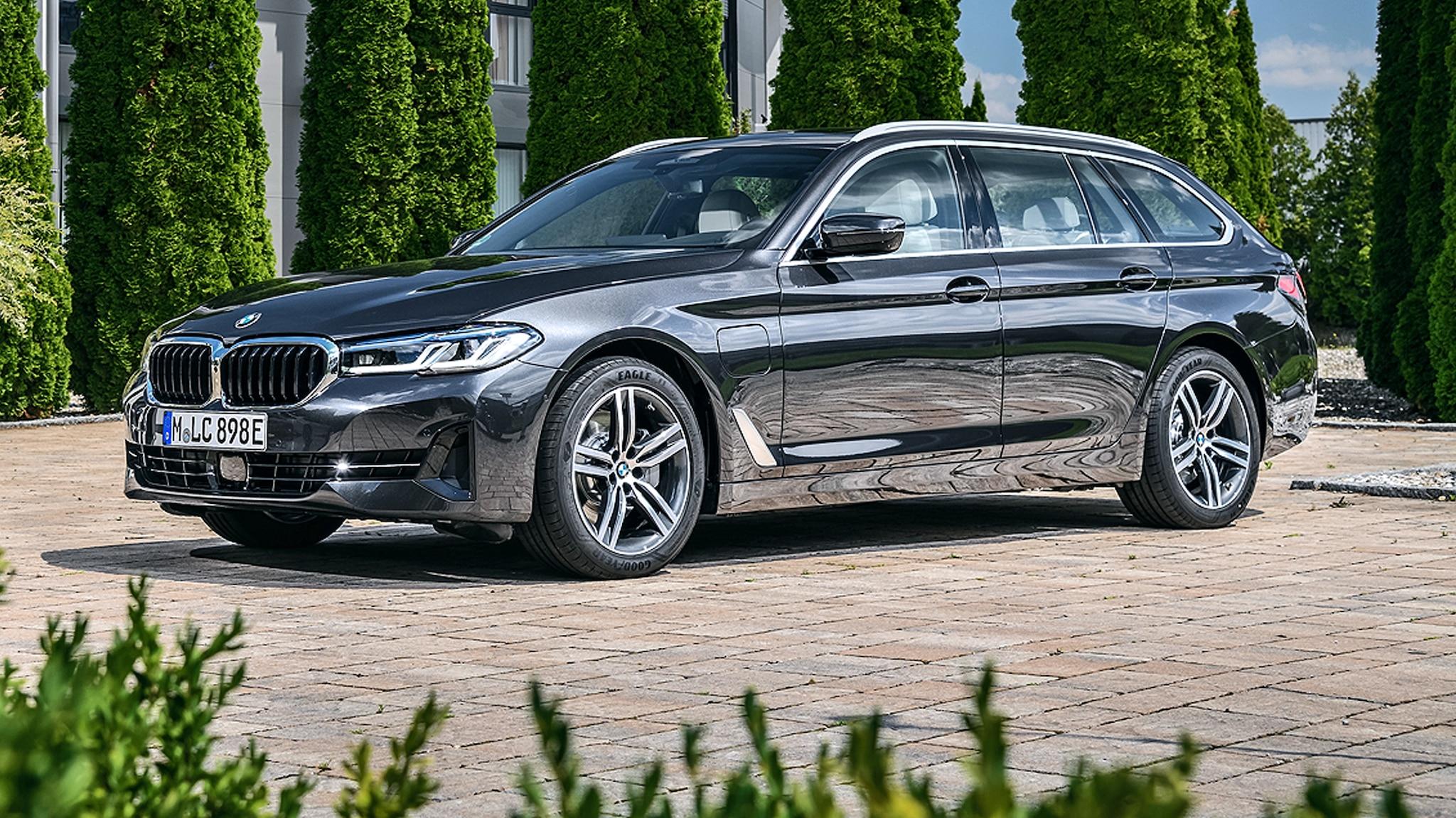BMW 530e Touring: So viel kostet der Kombi im Leasing