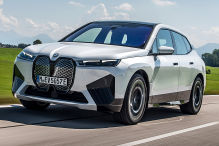 So fährt BMWs Elektro-SUV
