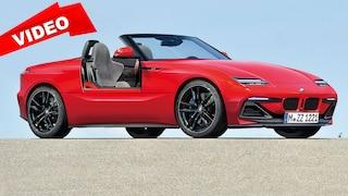 Wie wäre es mit einem neuen BMW Z1?