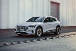Audi e-tron f�r 249 Euro netto leasen