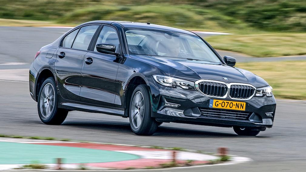 Allwetterreifen Ganzjahresreifen-Test in 225/50 R 17  - Trocken BMW 3er