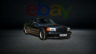 Mercedes 560 SEL Brabus zu verkaufen