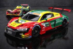 DTM: Formel-E-Star hat GT-Rechnung offen