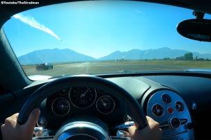 Bugatti Chiron zieht Veyron ab