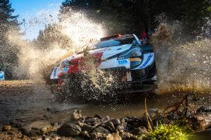 Toyota-Heimsieg beim Finnland-Comeback?