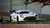 ADAC GT Masters: Sachsenring