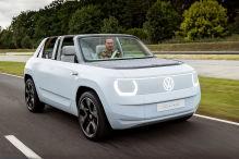 VW ID.Life    IAA-Studie