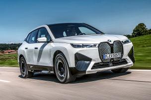 BMW iX xDrive50: Fahrbericht