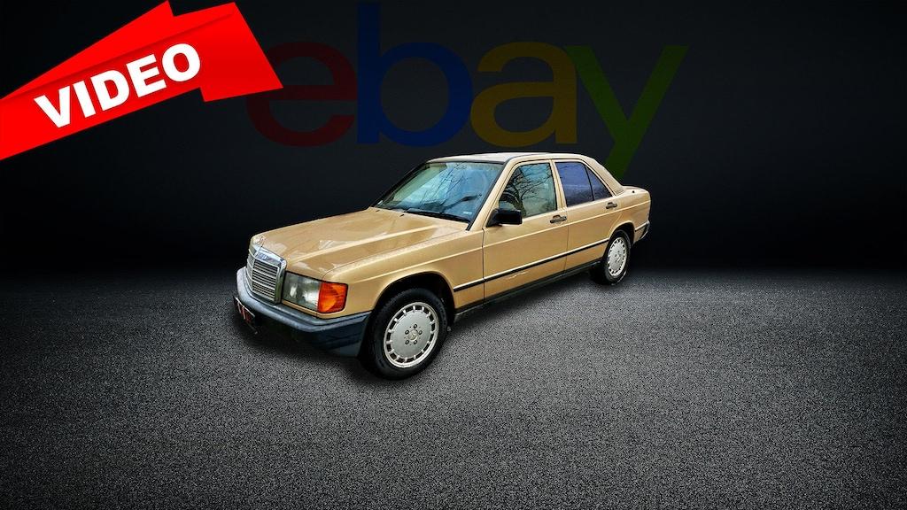 Gut erhaltener Mercedes 190 mit Vollausstattung