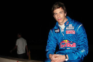 Mercedes-Teamchef im Red Bull-Outfit