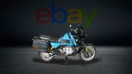BMW R 100 GS Paris Dakar