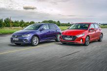 VW Polo 1.0 TSI     Hyundai i20 1.0 T-GDI 48V iMT