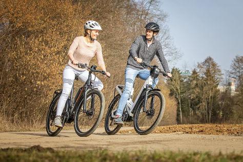 Tiefeinsteiger-E-Bikes im Test (2021) - autobild.de