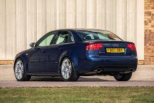 Audi RS 4 mit nur 349 km zu verkaufen