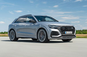 Audi RS Q8 (2021): Leasing