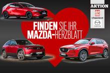 Finden Sie Ihr Herzblatt von Mazda