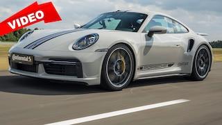 Vollgas im 800 PS-Porsche von 9FF
