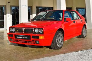 Lancia Delta kommt als E-Auto zur�ck