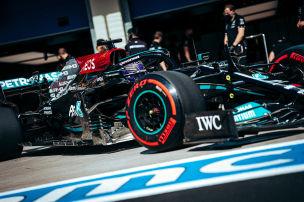 Formel 1: Training in Istanbul