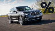 BMW X3 (2021): Rabatt