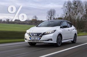 Nissan Leaf (2021): Rabatt