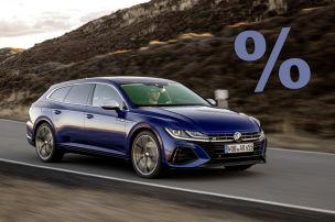 VW Arteon R Shooting Brake (2021): Rabatt