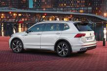 VW Tiguan Allspace f�r 199 Euro leasen
