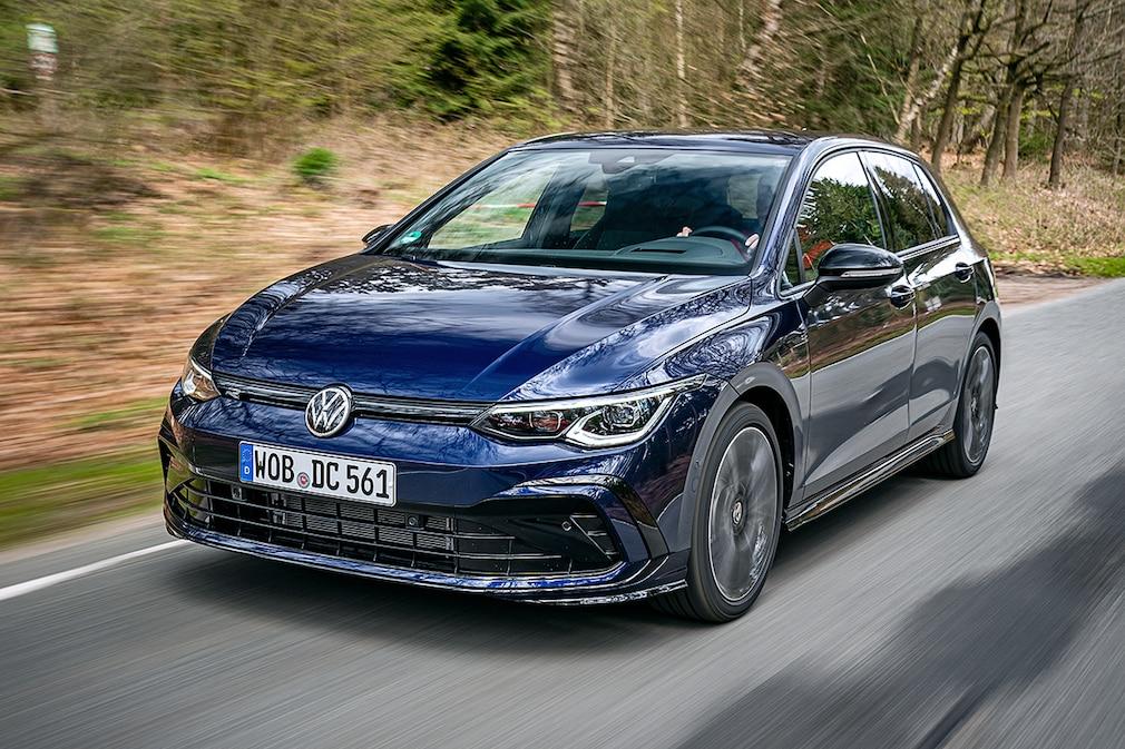 VW Golf VIII 1.5 eTSI