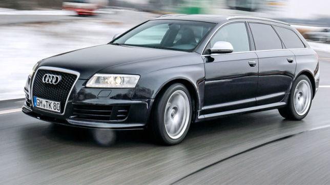 Audi RS 6: Gebrauchtwagen-Test