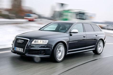 Audi RS 6: Gebrauchtwagen-Test - autobild.de