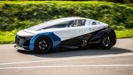 Safe Light Regional Vehicle: Wasserstoff, Brennstoffzelle
