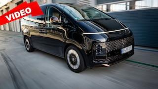 So fährt sich der V-Klasse-Konkurrent von Hyundai