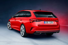 Octavia RS iV zum g�nstigen Preis leasen