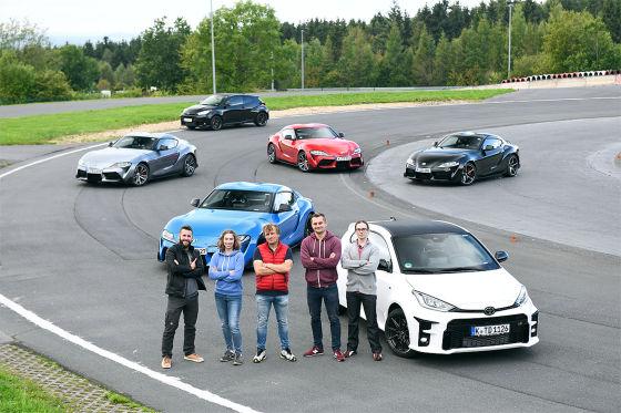 Toyota Gazoo Racing Action - Day 1