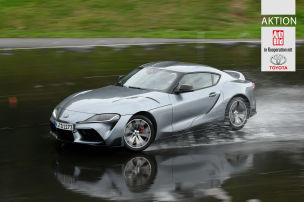 Toyota Gazoo Racing-Leseraktion