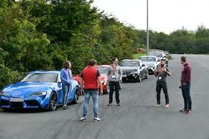Toyota Gazoo Racing Aktion - Tag 1